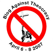 Blog Against Theocracy