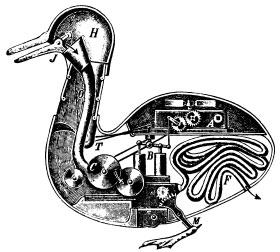 Duck of Vaucanson